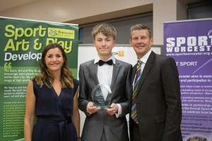 Ben O'Brien - Senior Male Sports Person of the Year