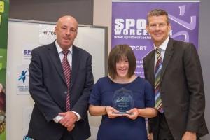 Ellie Jones Higher Ed - Further Ed Sport Award
