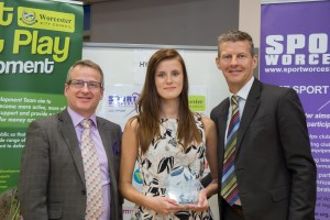 Hannah Tapping - Young Volunteer of the Year