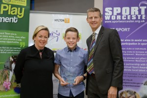 Matthew Richards - Junior Male Sports Person of the Year