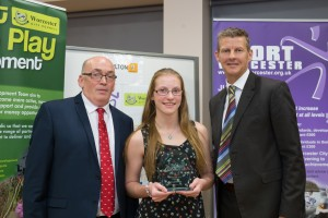Rebacca Redfern - Disability Sports Person of the Year