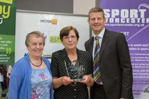Shirely Purbis - Volunteer of the Year