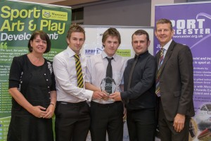 Warriors YMCA Homeless Rugby Team - Community Sports Award