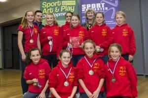 Junior Team Worcester Hockey Girls U12s