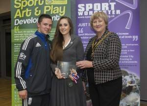 Worcester Tae Kwon-Do Club Community Sports Award