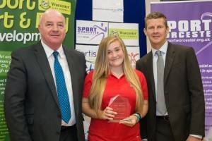 Junior Female Sports Person Of The Year