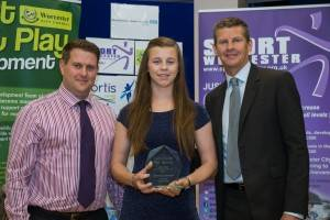 Senior Female Sports Person Of The Year