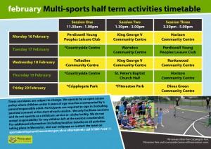 February 2015 Half Term Activities-2