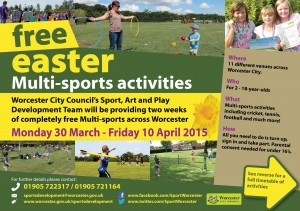 Easter Multi-Sports Activities 2015-1