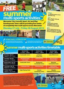 Summer Multi Sports